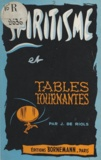 J. de Riols - Spiritisme et tables tournantes.