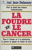 J Delaunay - La Foudre et le cancer.