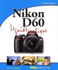 Accentsonline.fr Nikon D60 - Le guide pratique Image