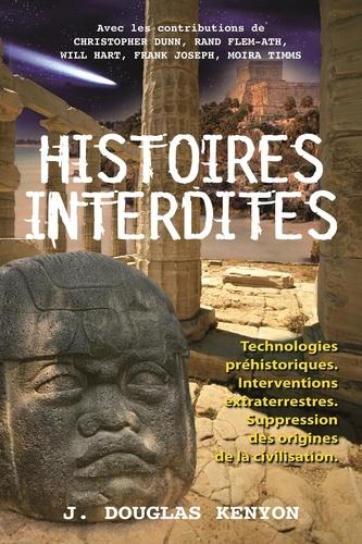 Les Histoires Interdites De J Douglas Kenyon Poche Livre Decitre