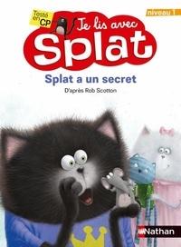 J-E Bright et Robert Eberz - Splat a un secret.