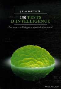 J. E. Klausnitzer - 150 tests d'intelligence.