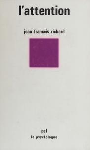 J-F Richard - L'Attention.