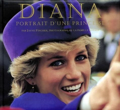 Couverture de Diana portrait d'une princesse