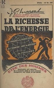 J.-G. Marsal - La richesse de l'énergie.
