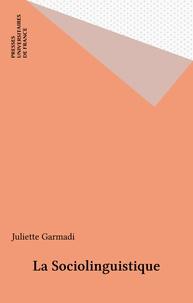 J Garmadi - La Sociolinguistique.