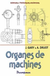 Construction mécanique et métallique - Volume 3, Organes de machines.pdf