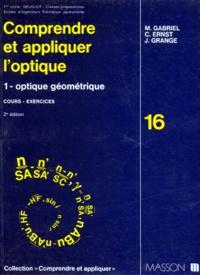J Grange et M Gabriel - .