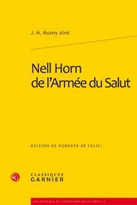 J-H Rosny - Nell Horn de l'Armée du salut.
