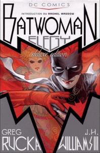 J. H. Williams et Greg Rucka - Batwoman Tome 1 : Elégie pour une ombre.
