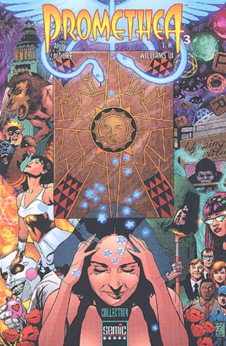 J-H Williams III et Alan Moore - Promethea Tome 3 : .