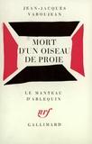 J-J Varoujean - Mort d'un oiseau de proie.