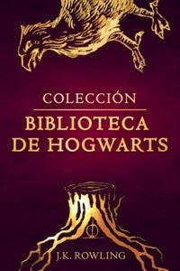 J.K. Rowling et Alicia Dellepiane Rawson - Colección Biblioteca de Hogwarts.