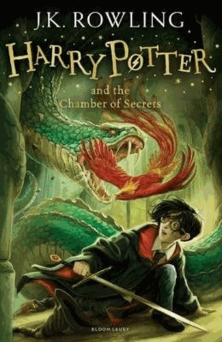 J.K. Rowling - Harry Potter and the Chamber of Secrets.