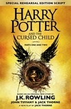 J.K. Rowling et Jack Thorne - Harry Potter and the Cursed Child Parts 1 & 2 - The Official Script Book of the Original West End Prod.