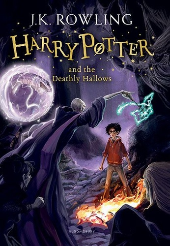 J.K. Rowling - Harry Potter and the Deathly Hallows.