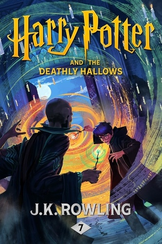 J.K. Rowling et Stephen Fry - Harry Potter and the Deathly Hallows.