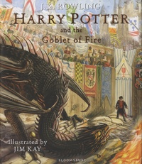 J.K. Rowling - Harry Potter and the Goblet of Fire.