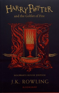 J.K. Rowling - Harry Potter and the Goblet of Fire - Gryffindor Edition.