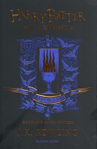 J.K. Rowling - Harry Potter and the Goblet of Fire - Ravenclaw Edition.