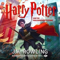 J.K. Rowling et Stephen Fry - Harry Potter and the Philosopher's Stone (UK Edition).