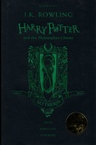 J-K Rowling - Harry Potter and the Philosopher's Stone - Slytherin Edition.