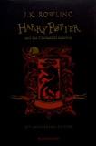 J.K. Rowling - Harry Potter and the Prisoner of Azkaban - Gryffindor Edition.
