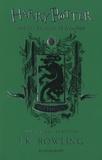 J.K. Rowling - Harry Potter and the Prisoner of Azkaban - Slytherin Edition.