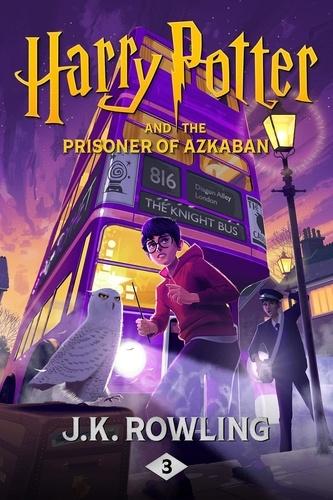 J.K. Rowling et Stephen Fry - Harry Potter and the Prisoner of Azkaban.