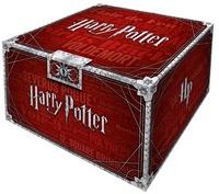 J.K. Rowling - Harry Potter  : Coffret intégral en 7 volumes - Avec 1 carnet.