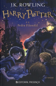 J.K. Rowling - Harry Potter e a Pedra Filosofal.
