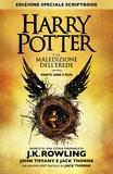 J-K Rowling et John Tiffany - Harry Potter e la Maledizione dell'Erede Parte Uno e Due (Edizione Speciale Scriptbook).