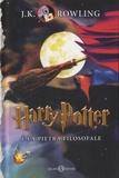 J.K. Rowling - Harry Potter e la pietra filosofale.