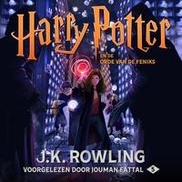 J.K. Rowling et Jouman Fattal - Harry Potter en de Orde van de Feniks.