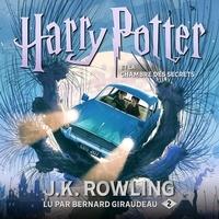 J.K. Rowling et Bernard Giraudeau - Harry Potter et la Chambre des Secrets.