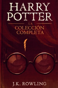 J.K. Rowling et Olly Moss - Harry Potter: La Colección Completa (1-7).