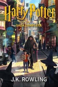 J.K. Rowling et Olly Moss - Harry Potter: La Saga Completa (1-7).