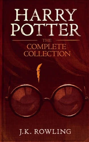 J.K. Rowling - Harry Potter: The Complete Collection (1-7).