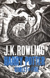 J.K. Rowling - Harry Potter & The Goblet of Fire.