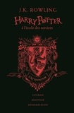 J.K. Rowling - Harry Potter Tome 1 : Harry Potter à l'école des sorciers (Gryffondor) - Edition collector 20e anniversaire.