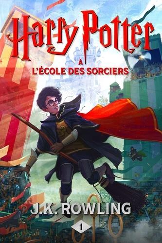 Harry Potter Tome 1 - Harry Potter à l'école des sorciers - Format ePub - 9781781101032 - 8,99 €