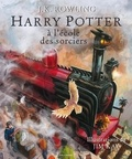 J.K. Rowling et Jim Kay - Harry Potter Tome 1 : Harry Potter à l'école des sorciers.