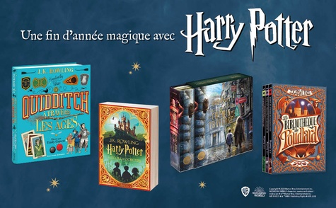 Harry Potter Tome 1 Harry Potter à l'école des sorciers -  -  Edition collector
