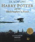 J.K. Rowling - Harry Potter Tome 1 : Harry Potter and the Philosopher's Stone.