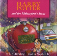 J.K. Rowling - Harry Potter Tome 1 : Harry Potter and the Philosopher's Stone. 1 CD audio