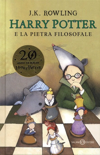 Harry Potter Tome 1 Grand Format