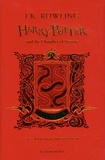 J-K Rowling - Harry Potter Tome 2 : Harry Potter and the Chamber of Secrets - Gryffindor 20th Anniversary Edition.