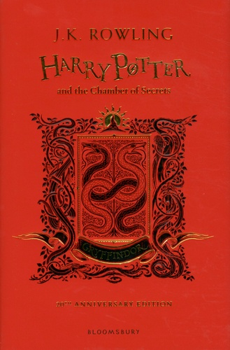 Harry Potter Tome 2 Grand Format