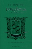 J.K. Rowling - Harry Potter Tome 2 : Harry Potter and the Chamber of Secrets - Slytherin 20th Anniversary Edition.