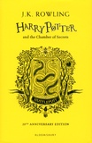 J.K. Rowling - Harry Potter Tome 2 : Harry Potter and the Chamber of Secrets - Hufflepuff 20th Anniversary Edition.